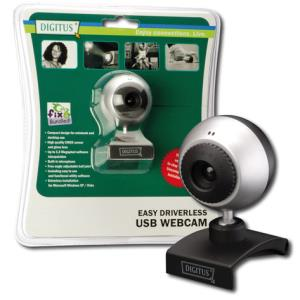 Digitus USB Webcam Notebook USB 2.0